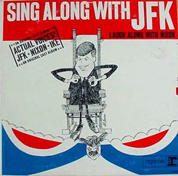 Sing along with JFK