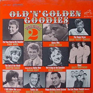 Old 'n' Golden Goodies, Vol. 2