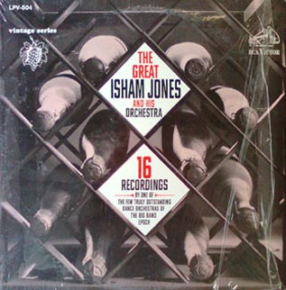 The Great Isham Jones and his Orchestra