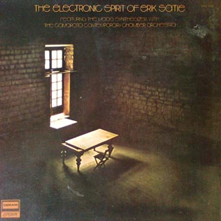Electronic Spirit of Eric Satie