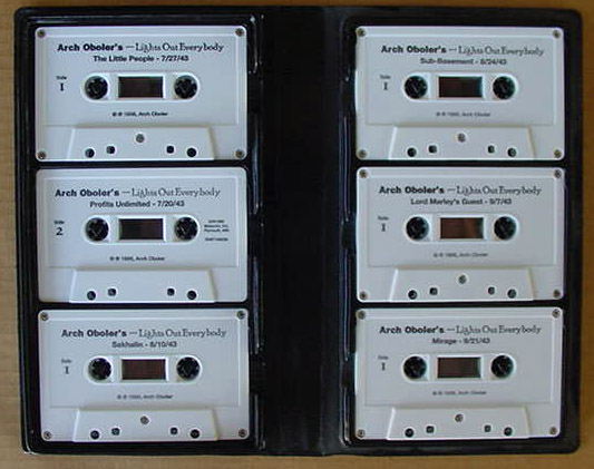 Lights out everybody Volume 2 - (6) Cassette set