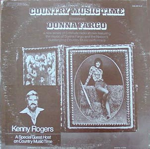 Country Music Time - (2) LP Set