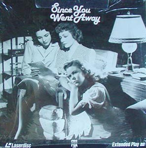 Since you went away - (2) Laser disc Set