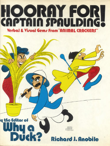 Hooray for Captain Spaulding