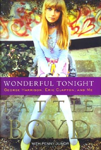 Wonderful Tonight - George Harrison, Eric Clapton, and me..