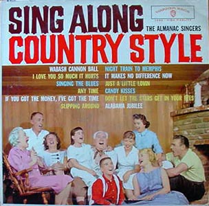 Sing along country style