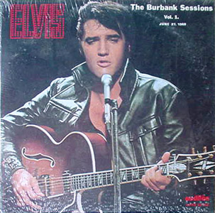 Burbank Sessions Volume 1 - (2) LP Set