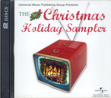Christmas Holiday Sampler - (2) CD Set