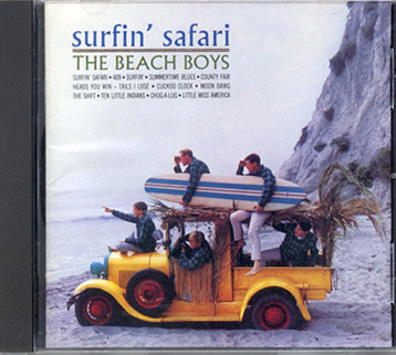 Surfin' safari & Surfin' USA - 2 fer