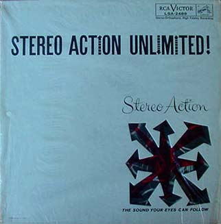 Stereo action unlimited