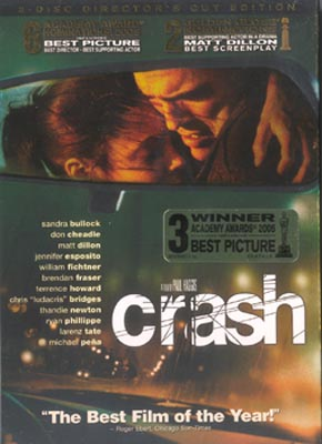 Crash - (2) DVD Set