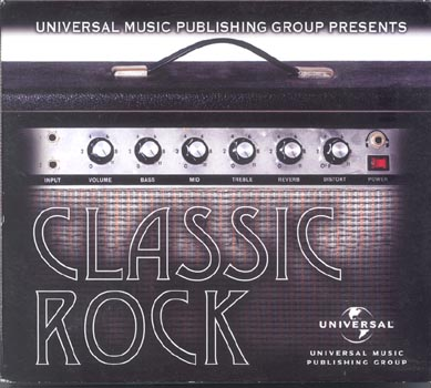 Classic Rock - (4) CD Set