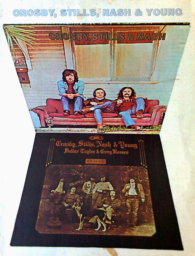 Crosby, Stills, Nash / CSNY