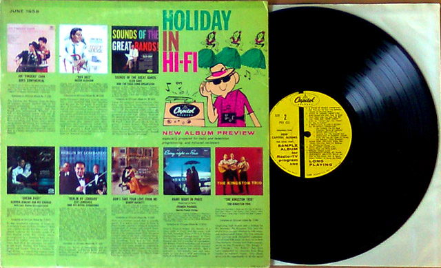 Holiday in Hi-fi / June 1958