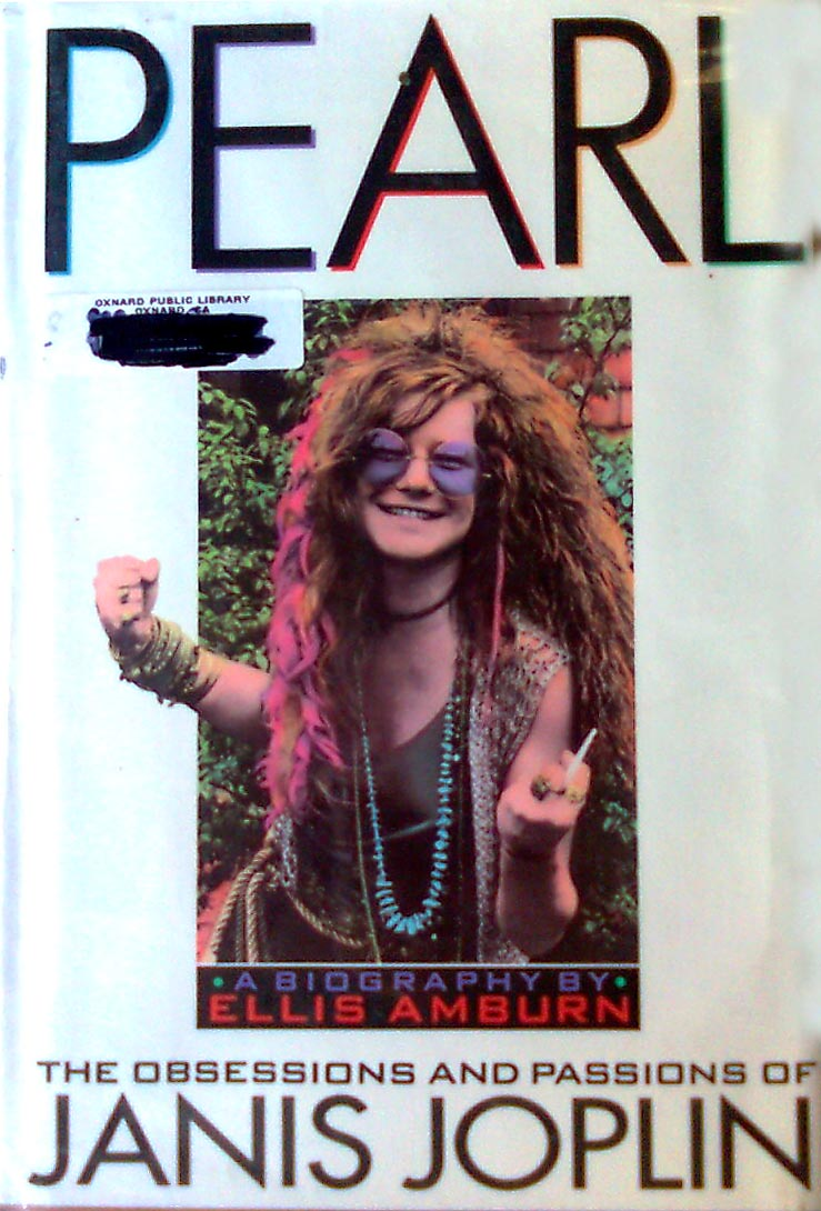 Pearl / Obsessions and passions of Janis Joplin