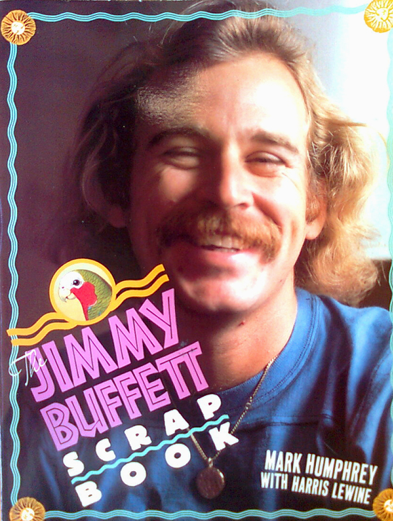 Jimmy Buffett scrap book
