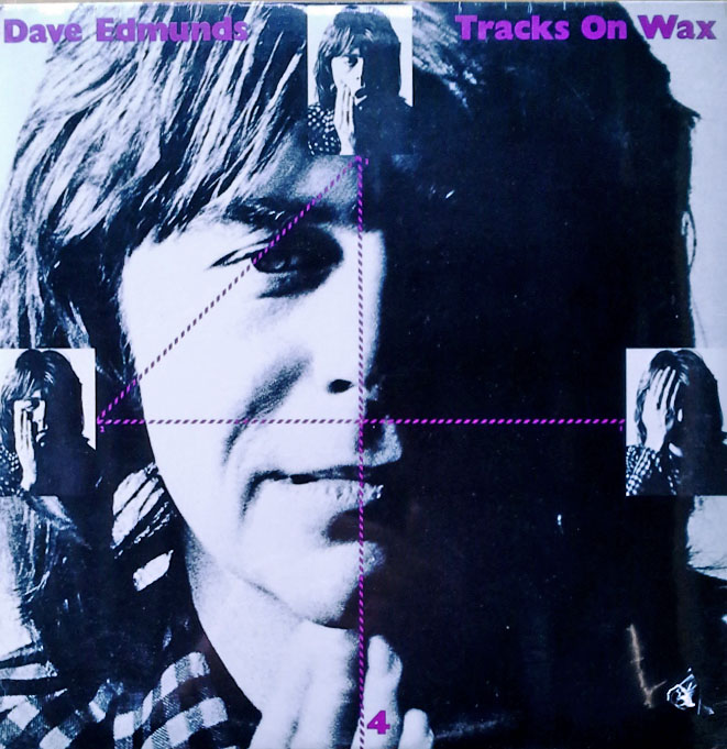Tracks on wax