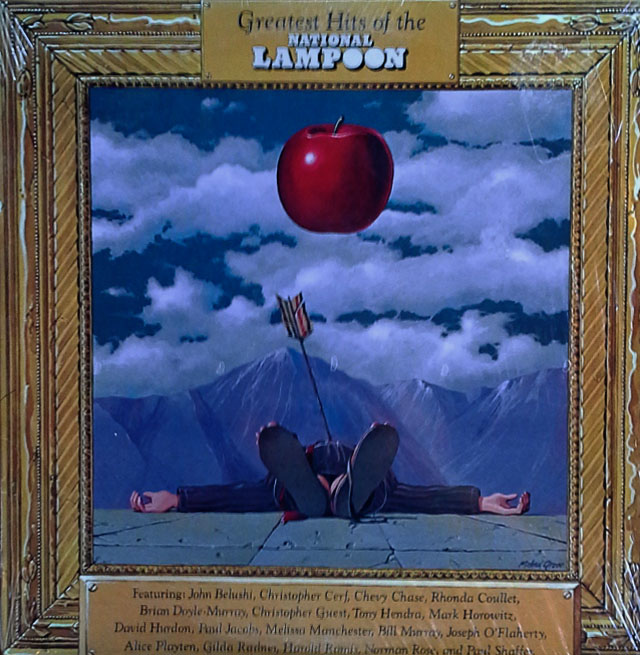 Greatest hits of the National Lampoon