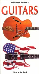 Illustrated directory of guitars