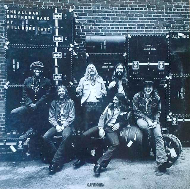 At Fillmore East - (2) LP Set