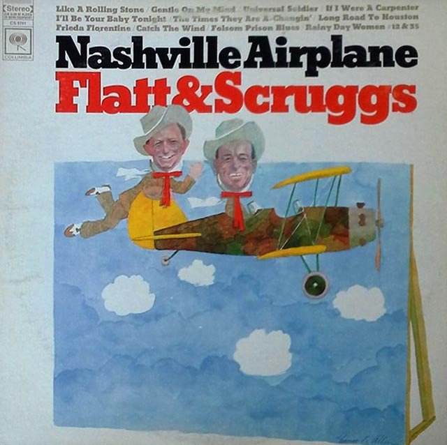 Nashville Airplane