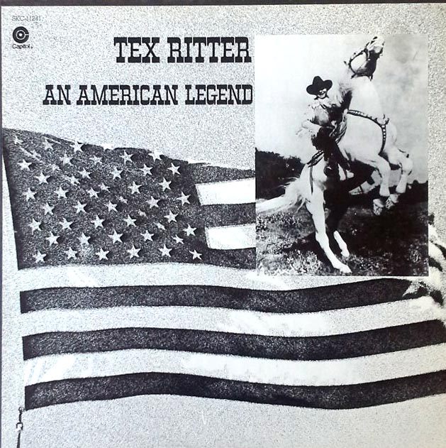 An American legend - (3) LP Set