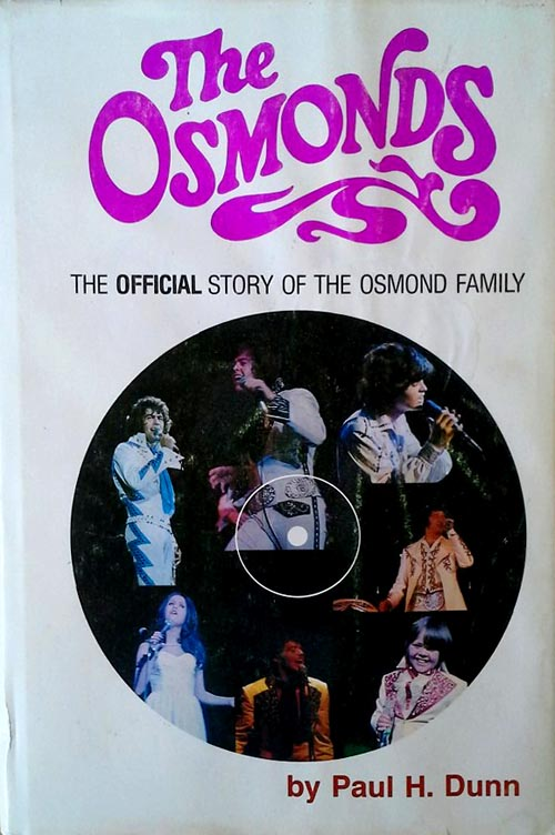 Official story of the Osmond Family