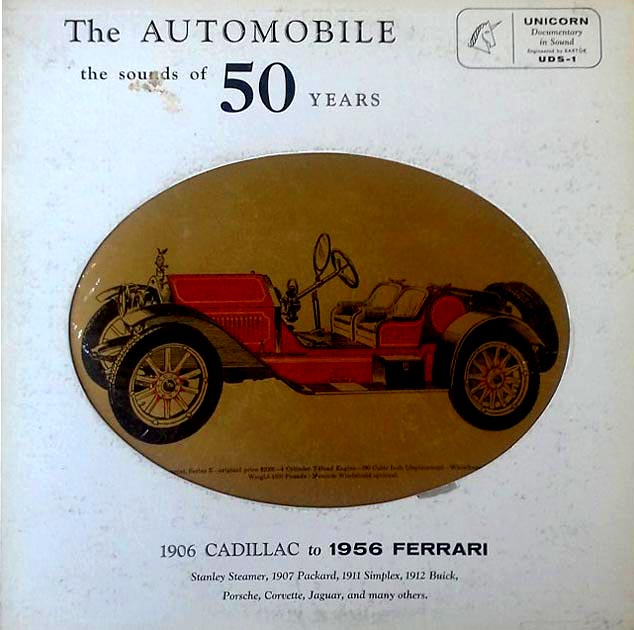 The Automobile - Sounds of 50 years