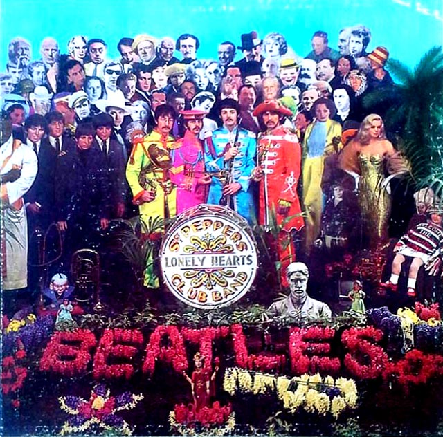 Sgt. Peppers Lonely Hearts Club Band - (Mono)