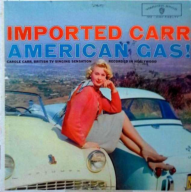 Imported Carr - American Gas !