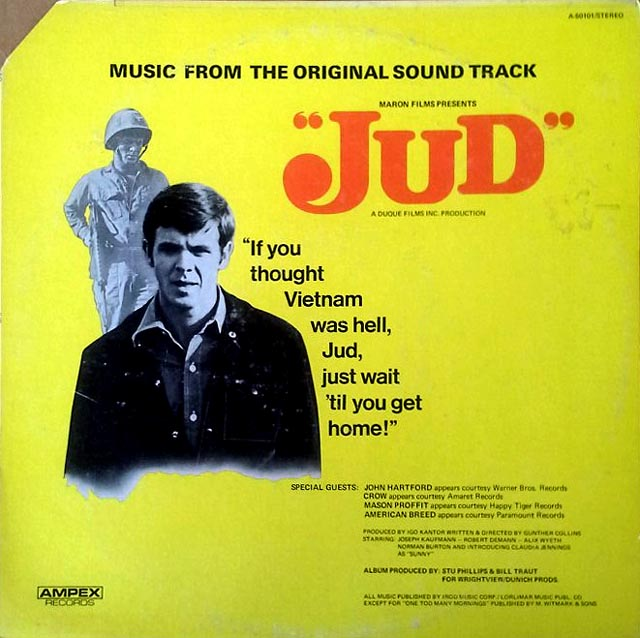Jud - Music from the Original Soundtrack