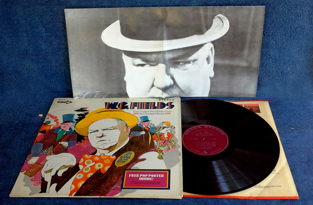 W.C. Fields - Original Voice Tracks
