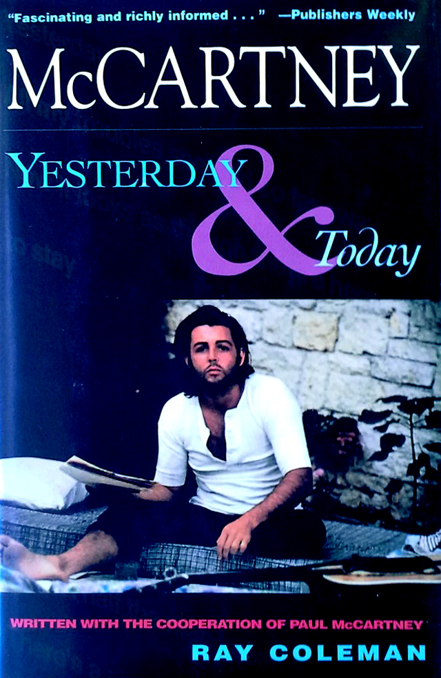McCartney / Yesterday & today