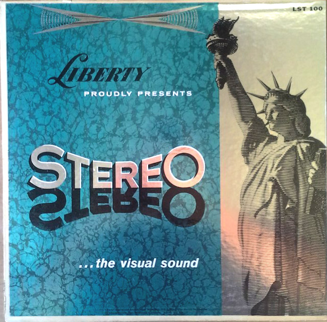Liberty presents stereo.. the visual sound