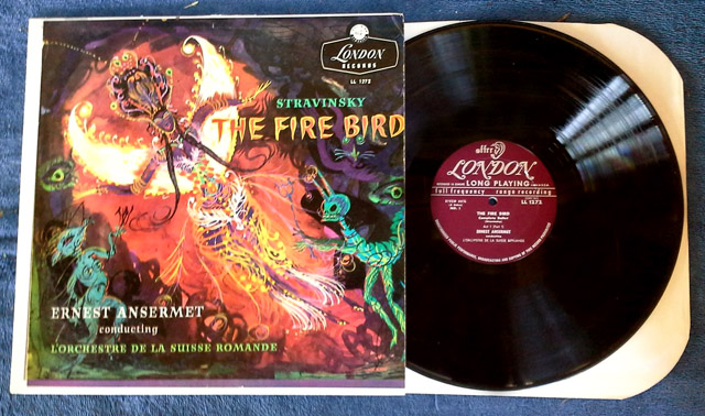 Stravinsky : The Firebird