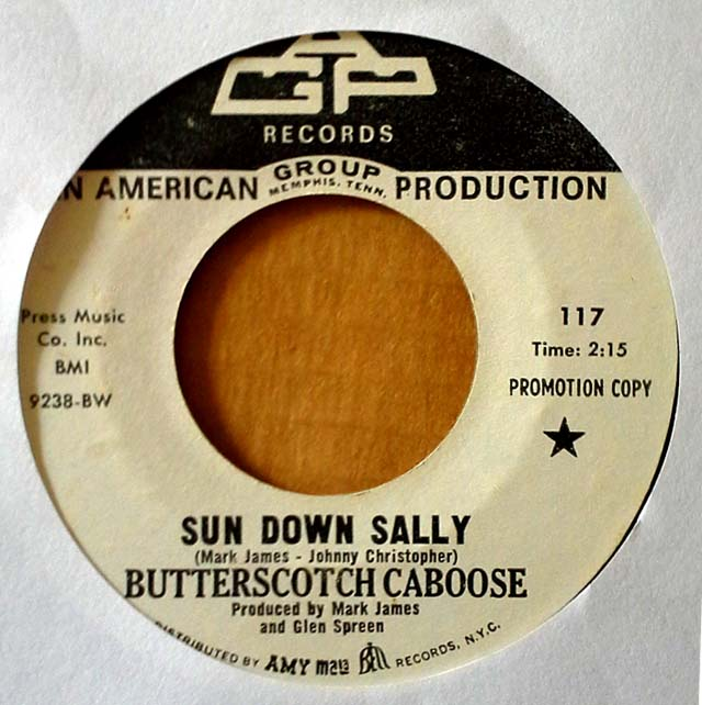 World of Hurt / Sun Down Sally