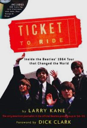 Ticket to Ride - Inside Beatles ' 1964 tour