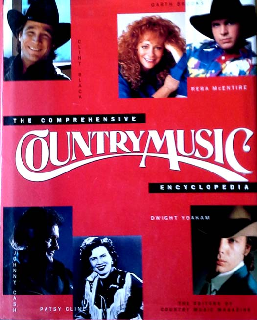 Comprehensive country music encyclopedia