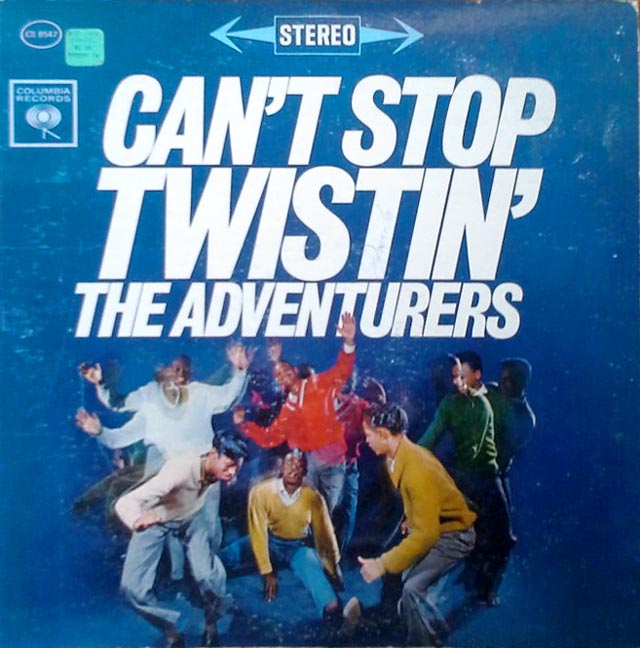 Can't stop twistin'