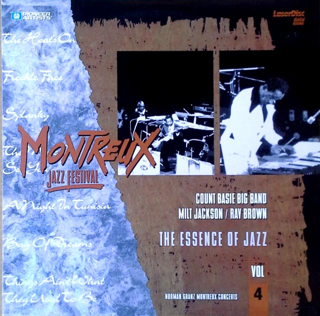 Essence of Jazz Vol. 4 / Montreux Jazz Festival