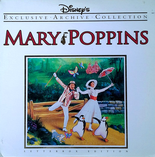 Mary Poppins - (2) disc set