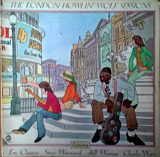 London Howlin' Wolf sessions