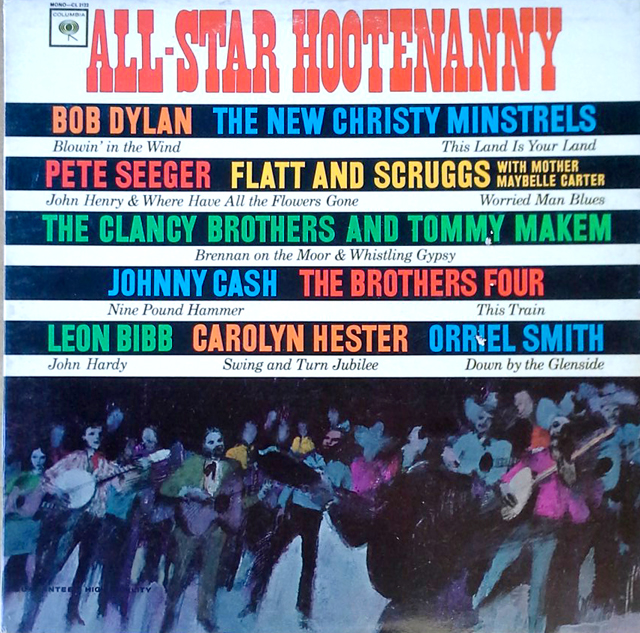 All-star hootenanny