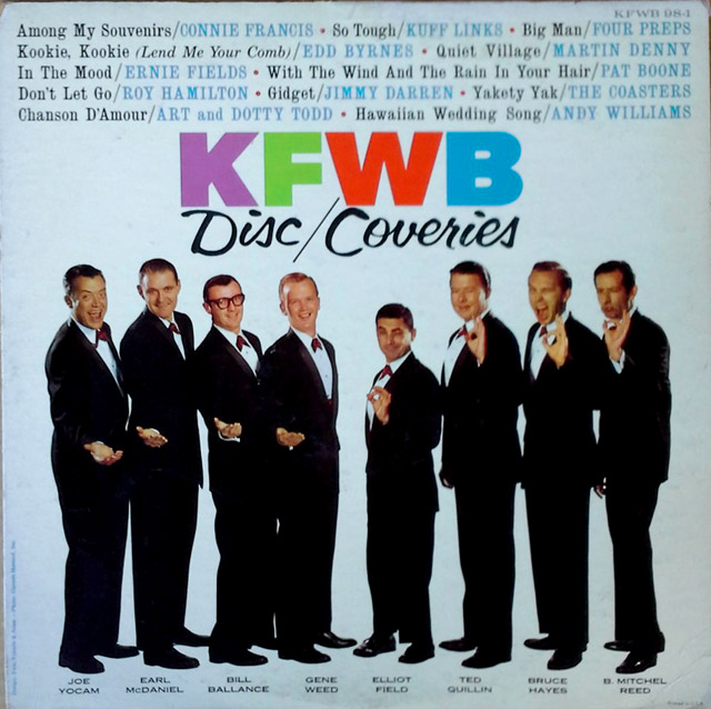 KFWB Disc / Coveries