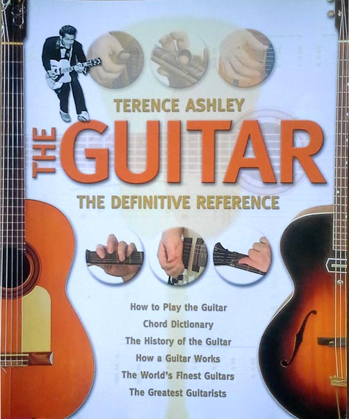 The guitar - the definitive reference