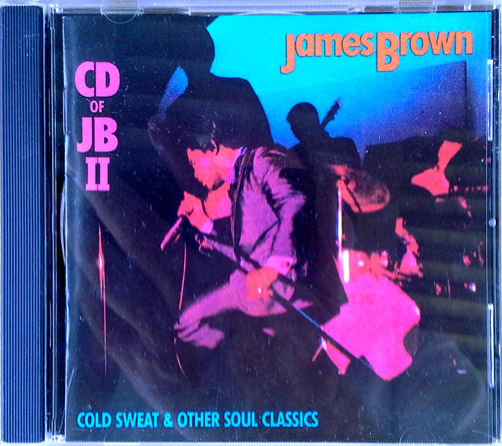 Cold sweat and other soul classics