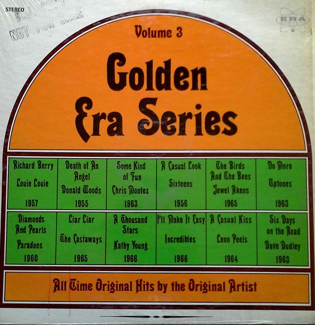 Golden Era series - Volume 3