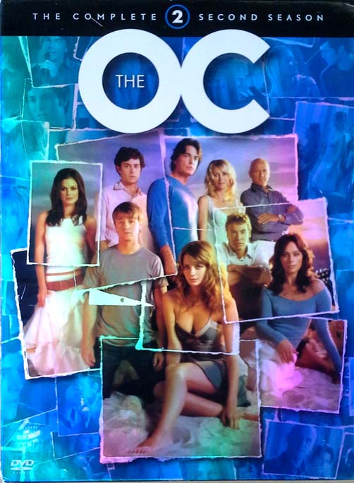 The OC - Complete Second Season - (7) DVD Set