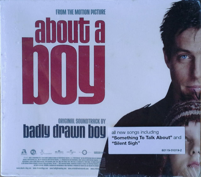 About a boy - soundtrack