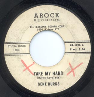 Shirley Jean / Take my hand